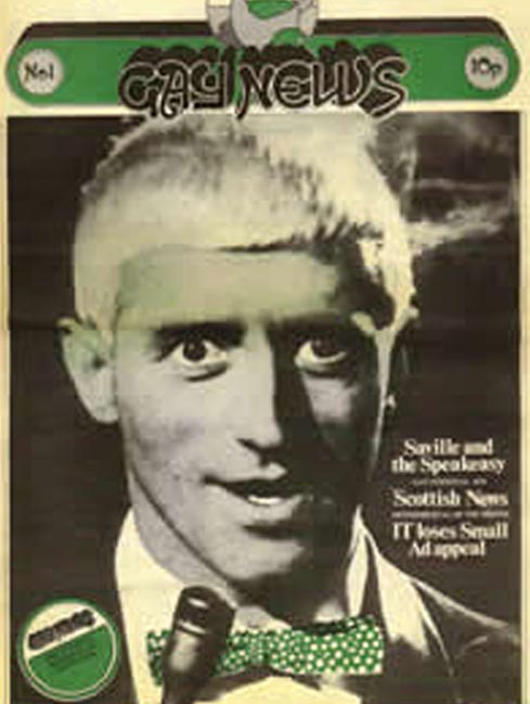 "There a double irony in the fact that Catholic paedophile Jimmy Savile who targeted dozens of under-age girls, was idolised by Whitehouse. She even gave him a ""wholesomeness in entertainment"" award. Savile featured on the cover of the first issue of gay news"
